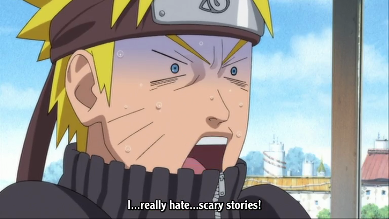 Naruto Scary Stories By Anime Militant