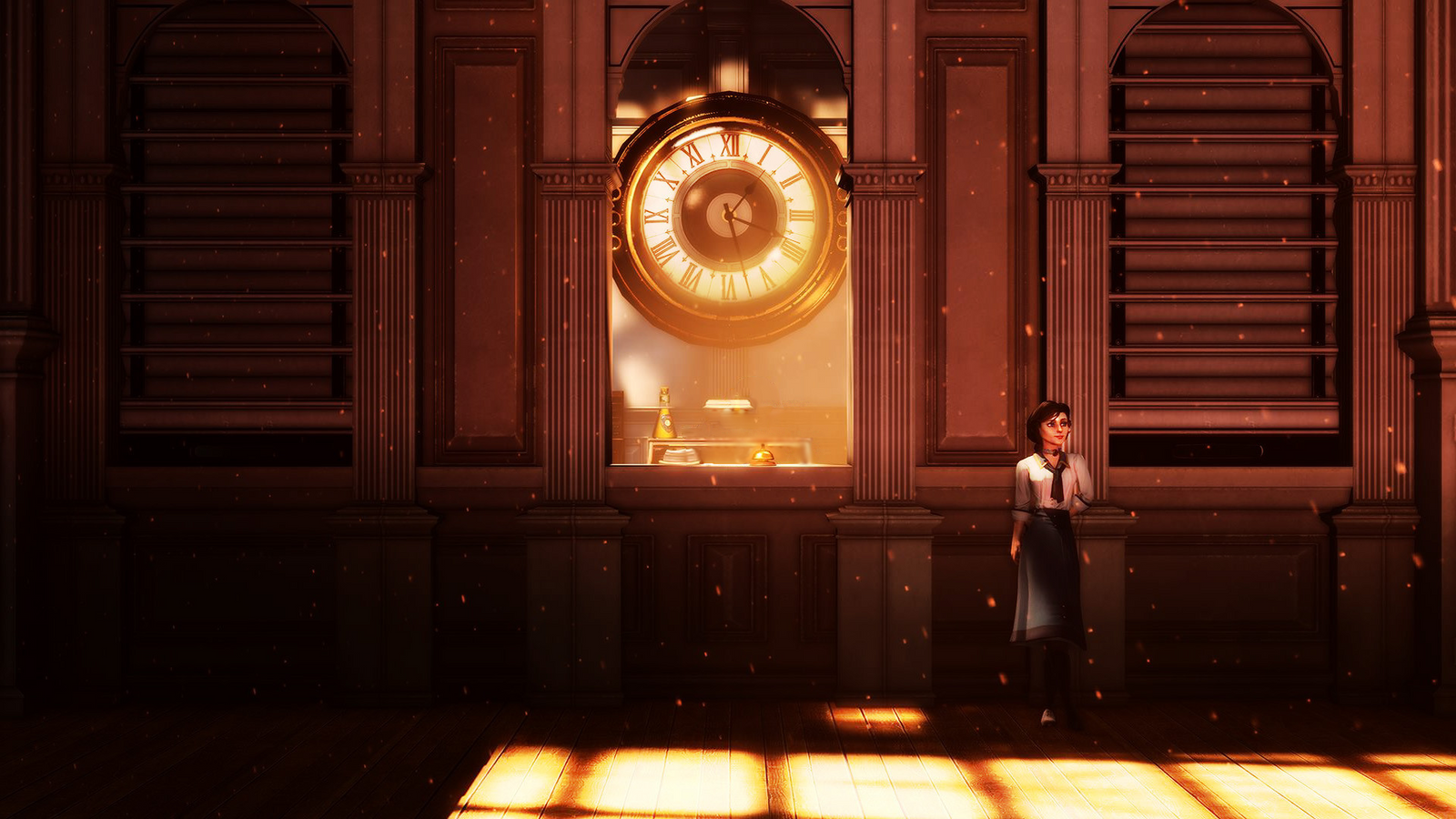 Bioshock infinite waiting for the lady by sirleo09 on deviantart bioshock infinite waiting for the lady by sirleo09 voltagebd Image collections