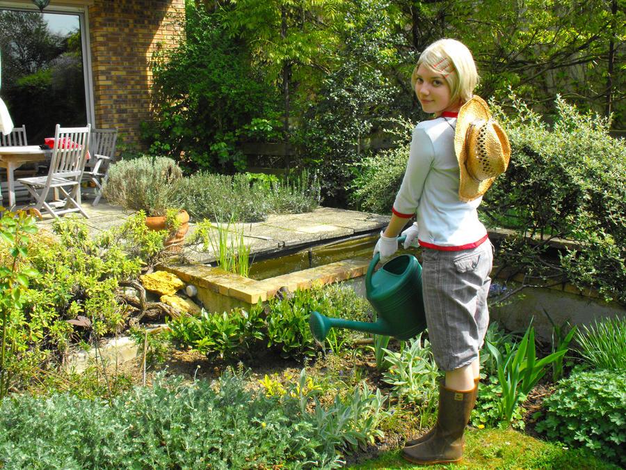 A Gardener 39 S Job By Theladybluebird On Deviantart
