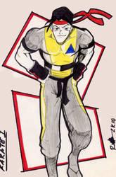 DSC_JULY 28_Karate 1 by IronLion82