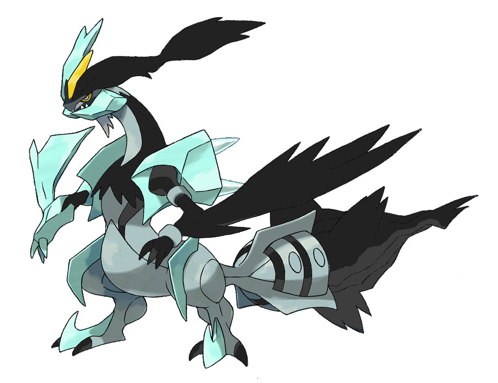 The gallery for --> Zekrom And Reshiram And Kyurem