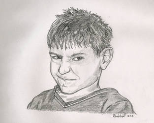 Grumpy-Boy by SchoolSpirit