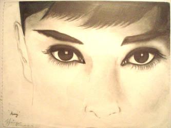 Audrey Hepburn by neistarz
