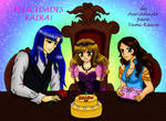 Happy B-day Kaira 2 by ZauriArt