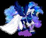 Luna mystical dress