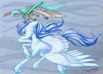 Stormy flight practice {collab}