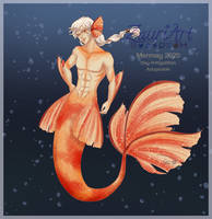 [Closed] Adopt Goldfish merman