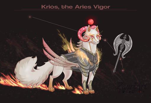 [Closed] Aries Kitsunegami