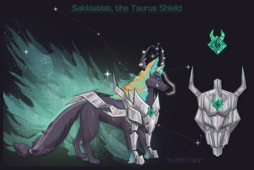 [OPEN adoptable] Taurus Kitsunegami