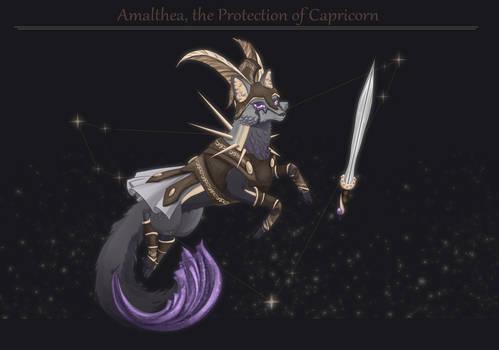 [OPEN Adoptable] Capricorn Kitsunegami