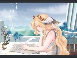 Staff001 quest - Arcadia lofi beats
