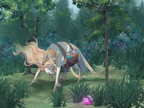 Dreamlands - quest1