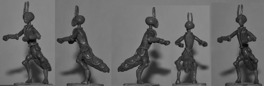 Alien ant by Stripwalker