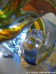 Swirling Glass