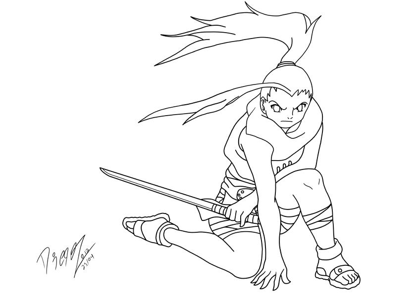 Ino - Naruto by PulaBoiPulaCavalo