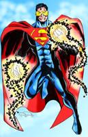 The Eradicator by Superheroics
