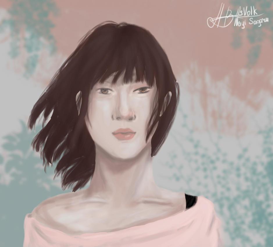 Rei |  Softness by NstWolf