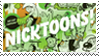 Nicktoons stamp by Nicktoon-Grl