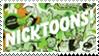 Nicktoons stamp by Nicktoon-Grl