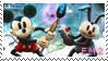 Epic Mickey 2 stamp