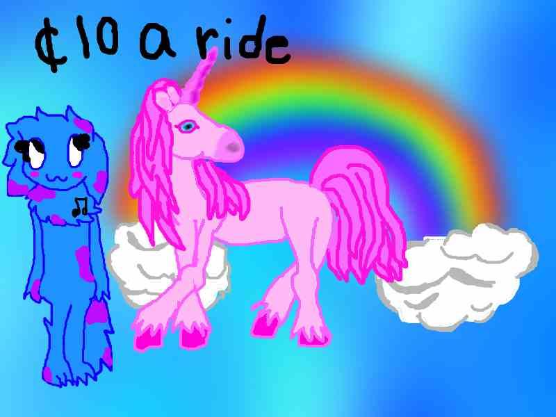 Ten Cents A Ride! by 2goldenbronze2