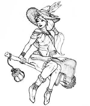 12021-09-07 Witch