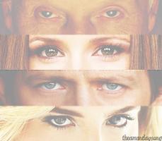 Behind (blue) eyes