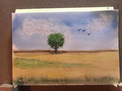 $3 Landscape by kiwinessie