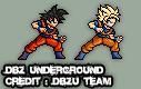 DBZU Goku by SSJLSW