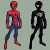 SPECTACLAR SPIDER-MAN : SPRITE by SSJLSW