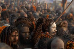 Sadhu Naga 10 by vdsphoto