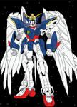 Gundam Wing Zero Custom