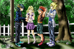 [Colored]YGO 5Ds Keitha's Memories - First Contact