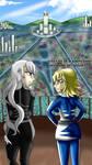 [COLLAB] Mizuki Atlas and Keitha Mikami - Our city