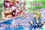 [COLLAB] Yonah VS Keitha - I won't lose!