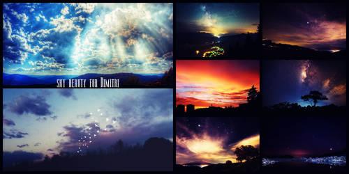 Sky beauty~for Dimitri. by CMoretzfan19