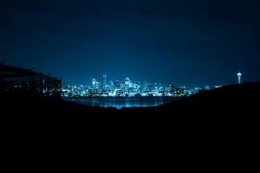 Seattle blue by zikrostag