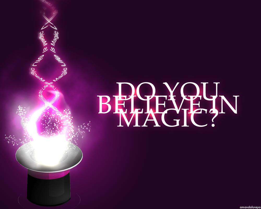 do you believe in magic by amandaluvsya on deviantart. Black Bedroom Furniture Sets. Home Design Ideas