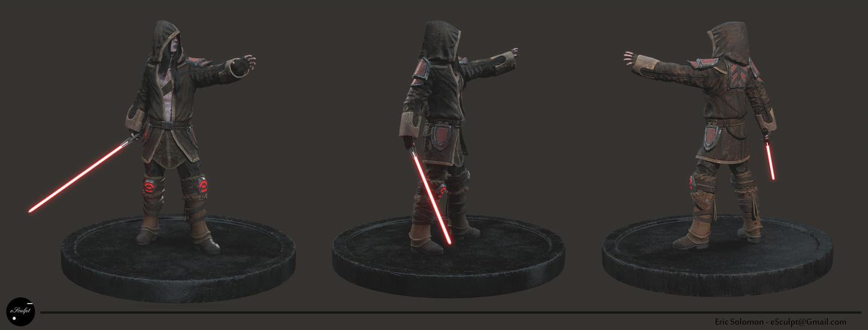 Sith Apprentice by eSculpt