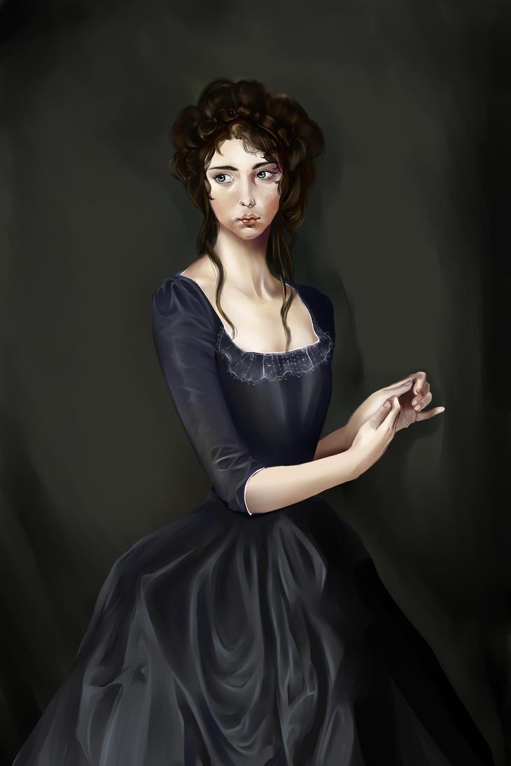 Mariya Nikolayevna Rusikova by ruskina