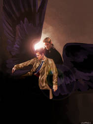 lament of castiel by ruskina