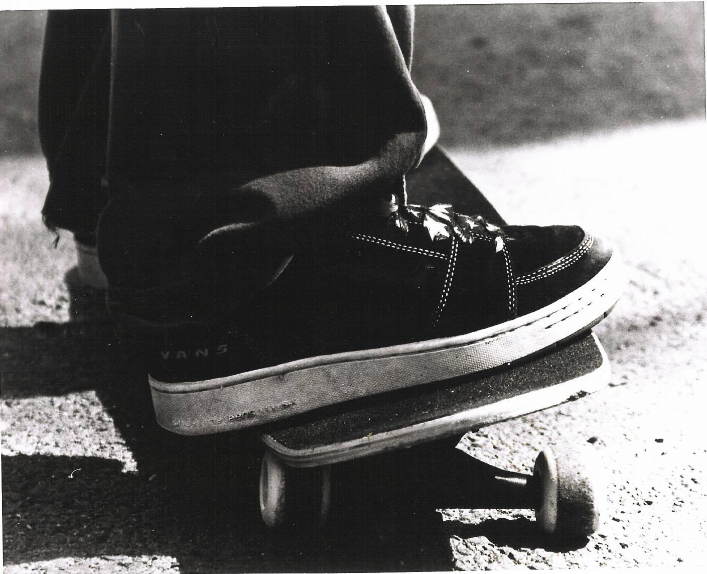 vans skate by slinkysk8 Vans Skateboarding Wallpaper