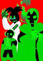 Doctor Fusion Genesis by AsmodeodeSinan