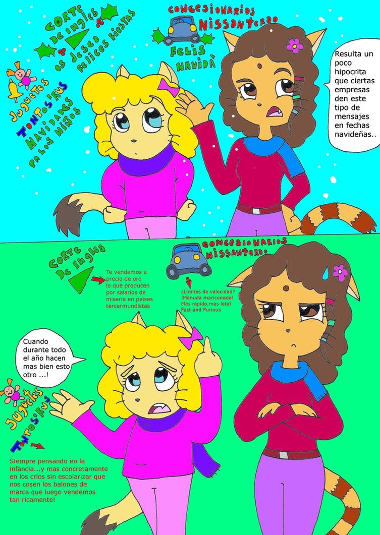 Hipocresia comercial by AsmodeodeSinan
