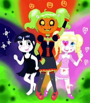 CreepyDan Girls