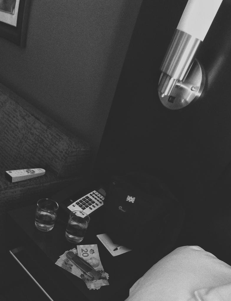 noir vday by FaerieFaith