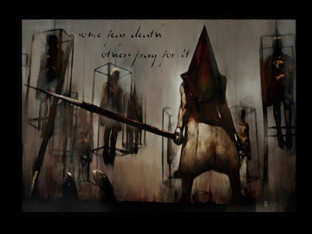 pyramid head wallpaper 1280x800 - photo #22