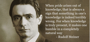 Pride From Knowledge