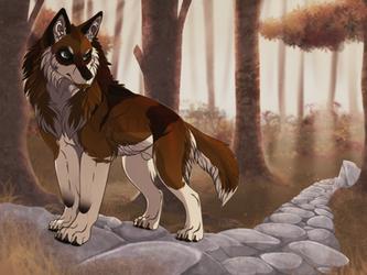 King of the Forest - Sterlingkato Full Illustratio