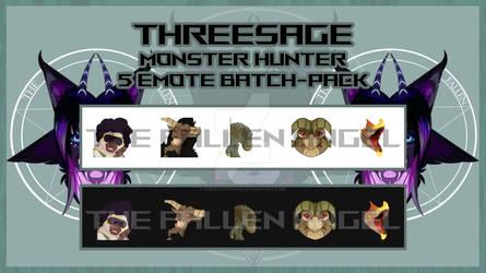 Emote Pack for ThreeSage - CM